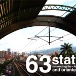 Netwerk 63 stations, Medellin