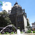 Antioquia stadspaleis, Medellin