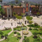Antioquia museum, Medellin