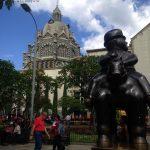 Standbeeld Botero Plaza, Medellin
