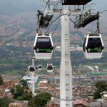kabelbaan Metrocable, Medellin